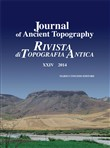 Journal of ancient topography-Rivista di topografia antica (2014) Vol. 24