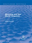 Meaning and the Moral Sciences (Routledge Revivals)