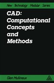 CAD: Computational Concepts and Methods