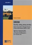 Droni. Security, safety, privacy ed etica