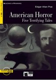 American Horror. Five Terrifying Tales. Book + CD