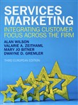 Services marketing. Integrating customer focus across the firm