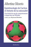 Epistemolgie de l'action et theorie de la rationalite