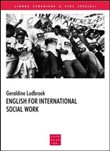 English for international social work. Ediz. multilingue