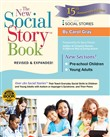 the new social story book...