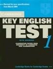 Cambridge Key English Test 1 sb + keys