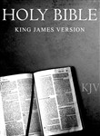 the bible, king james ver...