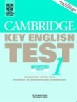 Cambridge Key English Test 1 tb