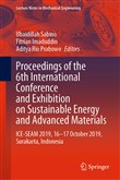 Proceedings of the 6th International Conference and Exhibition on Sustainable Energy and Advanced Materials