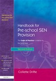 Handbook for Pre-School SEN Provision