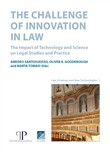 The challenge of innovation in law. The impact of technology and science on legal studies and practice