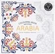Arabia. Colouring book antistress