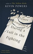 letter composed during a ...