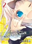 Kaguya-sama. Love is war. Vol. 2