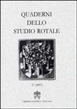 Quaderni dello studio rotale Vol. 17