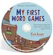 My first word games. Giochi con le immagini per apprendere il vocabolario inglese di base. CD-ROM. Con libro