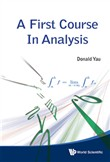 a first course in analysi...