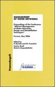 Management of Water Networks