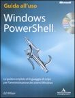 Windows PowerShell. Con CD-ROM