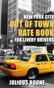 New York City Out of Town Rate Book for Livery Drivers