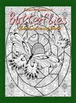 Butterflies: Zen Coloring Book