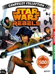 Star Wars­Rebels. Gamefiles collection. Con adesivi