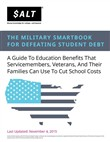 The Military Smartbook for Defeating Student Debt