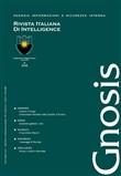 Gnosis. Rivista italiana di Intelligence (2008) Vol. 4