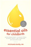 essential oils for childb...