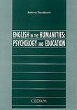 English in the humanities: psychology and education