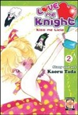 Love me knight. Kiss me Licia Vol. 2