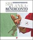 Sri Lanka: il rendiconto