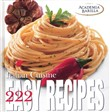 Italian cuisine. 222 easy recipes