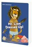 Mr Lion Dresses Up!