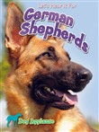 Let's Hear It For German Shepherd