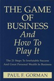 the game of business and ...