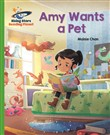 Reading Planet - Amy Wants a Pet - Green: Galaxy