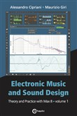 Electronic music and sound design. Vol. 1: Theory and practice with Max 8