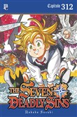 The Seven Deadly Sins Capítulo 312