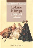 Le donne in Europa Vol. III