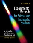 Experimental Methods for Science and Engineering Students