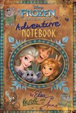 Frozen: Northern Lights Adventure Notebook
