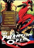 The Phantom of the Opera. DVD