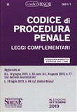 501/1 - Codice di Procedura Penale e leggi complementari (Editio minor)
