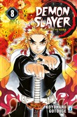 Demon slayer. Kimetsu no yaiba. Vol. 8