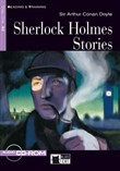 Sherlock Holmes Stories. Book + audio CD/CD-ROM win/mac