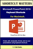 Microsoft PowerPoint 2016 Keyboard Shortcuts For Macintosh