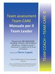 Team Assessment Team-CARE - Manuale per Team Leader