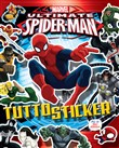 Ultimate Spider-Man. Tutto sticker