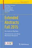 extended abstracts fall 2...